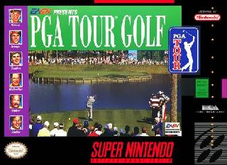 Screenshot Thumbnail / Media File 1 for PGA Tour Golf (Europe)