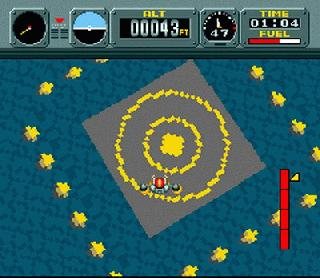 Screenshot Thumbnail / Media File 1 for Pilotwings (USA)