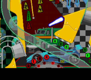 Screenshot Thumbnail / Media File 1 for Pinball Fantasies (Europe)