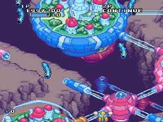Screenshot Thumbnail / Media File 1 for Pop'n TwinBee (Europe)