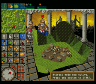 Screenshot Thumbnail / Media File 1 for PowerMonger (Europe)
