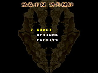 Screenshot Thumbnail / Media File 1 for Primal Rage (USA) (Beta)
