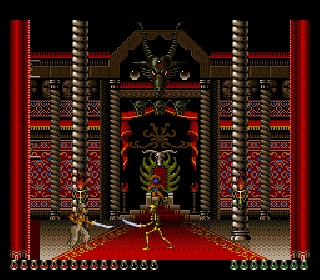 Screenshot Thumbnail / Media File 1 for Prince of Persia (Europe)