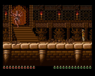 Screenshot Thumbnail / Media File 1 for Prince of Persia (Japan)