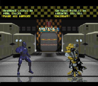 Screenshot Thumbnail / Media File 1 for Rise of the Robots (USA)
