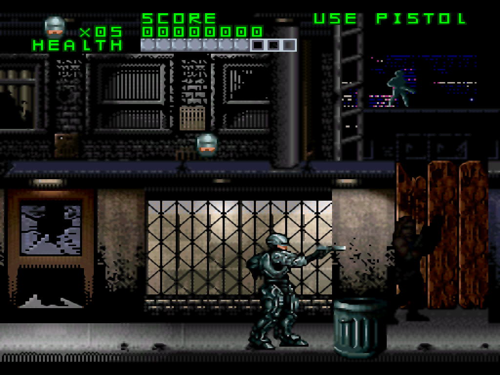 robocop versus the terminator (usa) rom < snes roms | emuparadise