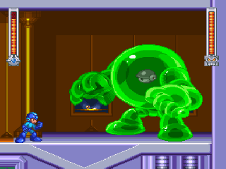 Screenshot Thumbnail / Media File 1 for Rockman & Forte (Japan)