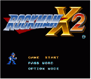 Screenshot Thumbnail / Media File 1 for Rockman X2 (Japan)