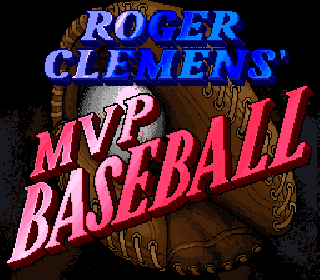 Screenshot Thumbnail / Media File 1 for Roger Clemens' MVP Baseball (Japan)
