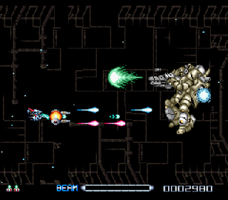 Screenshot Thumbnail / Media File 1 for R-Type III - The Third Lightning (Europe)