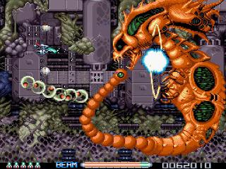 Screenshot Thumbnail / Media File 1 for R-Type III - The Third Lightning (USA)