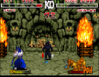 Screenshot Thumbnail / Media File 1 for Samurai Shodown (Europe)