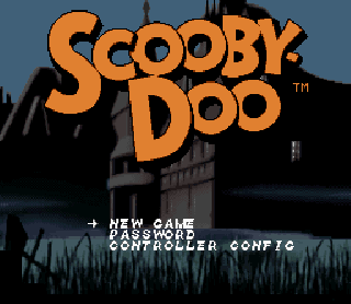 Screenshot Thumbnail / Media File 1 for Scooby-Doo Mystery (USA)