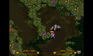 Screenshot Thumbnail / Media File 1 for Secret of Evermore (Europe)