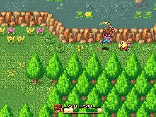 Screenshot Thumbnail / Media File 1 for Secret of Mana (France)