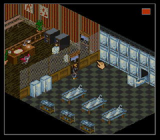 Screenshot Thumbnail / Media File 1 for Shadowrun (USA) (Beta)