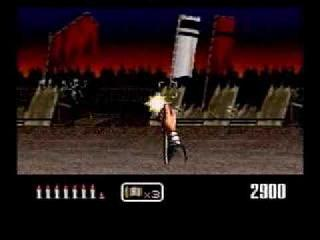 Screenshot Thumbnail / Media File 1 for Shien - The Blade Chaser (Japan)