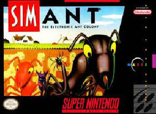 Screenshot Thumbnail / Media File 1 for SimAnt (USA)
