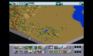Screenshot Thumbnail / Media File 1 for SimCity 2000 (Europe)