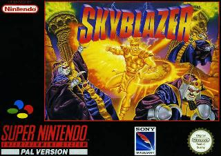 Screenshot Thumbnail / Media File 1 for Skyblazer (USA) (Beta1)