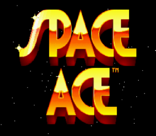 Screenshot Thumbnail / Media File 1 for Space Ace (Europe)
