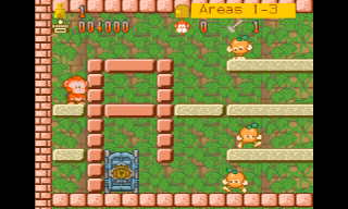 Screenshot Thumbnail / Media File 1 for Spanky's Quest (Europe)