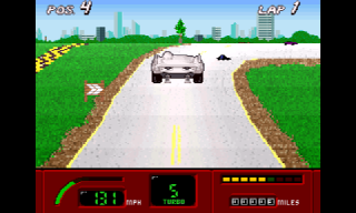 Screenshot Thumbnail / Media File 1 for Speed Racer (USA)