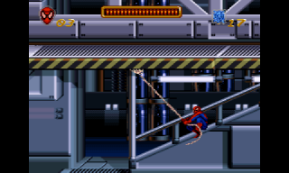 Screenshot Thumbnail / Media File 1 for Spider-Man (Europe)