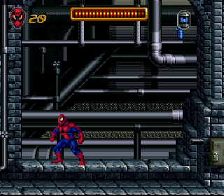 Screenshot Thumbnail / Media File 1 for Spider-Man (USA) (Beta)