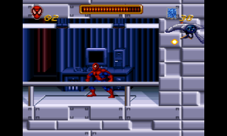 Screenshot Thumbnail / Media File 1 for Spider-Man (USA)