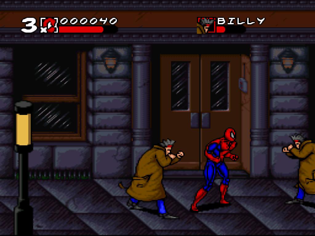 Spider Man Venom Maximum Carnage Europe Rom Snes Roms