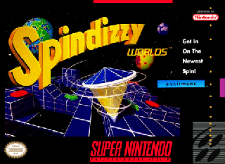 Screenshot Thumbnail / Media File 1 for Spindizzy Worlds (Europe)