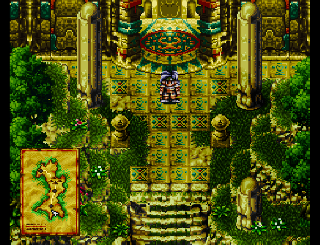 Screenshot Thumbnail / Media File 1 for Star Ocean (Japan)