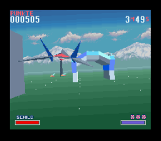 Screenshot Thumbnail / Media File 1 for Starwing (Germany) (Competition Edition)