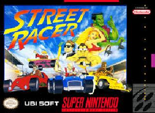 Screenshot Thumbnail / Media File 1 for Street Racer (Japan)