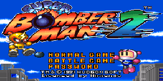 Screenshot Thumbnail / Media File 1 for Super Bomberman 2 (Europe)