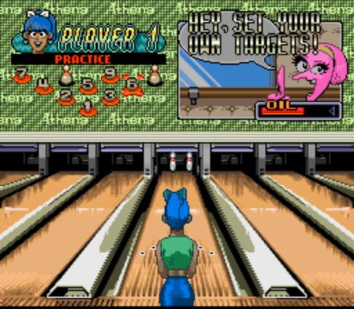 Super Bowling (USA) ROM < SNES ROMs | Emuparadise
