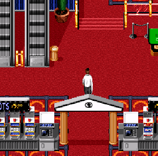 Screenshot Thumbnail / Media File 1 for Super Casino - Caesars Palace (Japan) (Rev A)