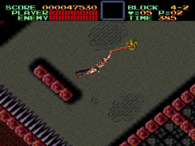 Super Castlevania IV (USA) ROM < SNES ROMs | Emuparadise