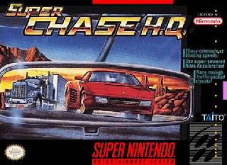 Screenshot Thumbnail / Media File 1 for Super Chase H.Q. (USA)