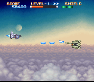Screenshot Thumbnail / Media File 1 for Super Earth Defense Force (USA)