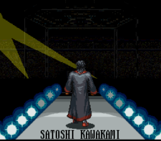 Screenshot Thumbnail / Media File 1 for Super Fire Pro Wrestling Special (Japan) (Rev A)