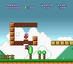 Super Mario All-Stars + Super Mario World (USA) ROM < SNES