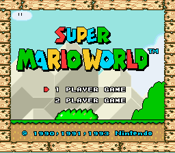 Super Mario All-Stars + Super Mario World (USA) ROM < SNES ROMs