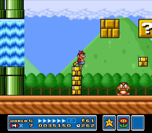 Super Mario All-Stars (USA) ROM < SNES ROMs | Emuparadise