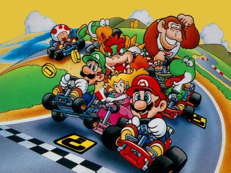 Mario Kart 64 (USA) ROM < N64 ROMs   Emuparadise