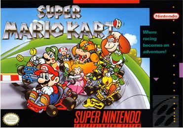 Mario kart r (snes rom hack) | retroarch emulator [1080p / 60 fps.