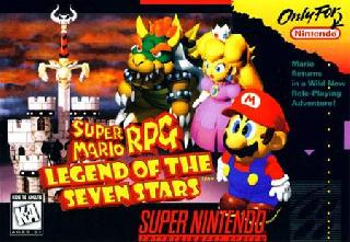 Screenshot Thumbnail / Media File 1 for Super Mario RPG - Legend of the Seven Stars (USA)