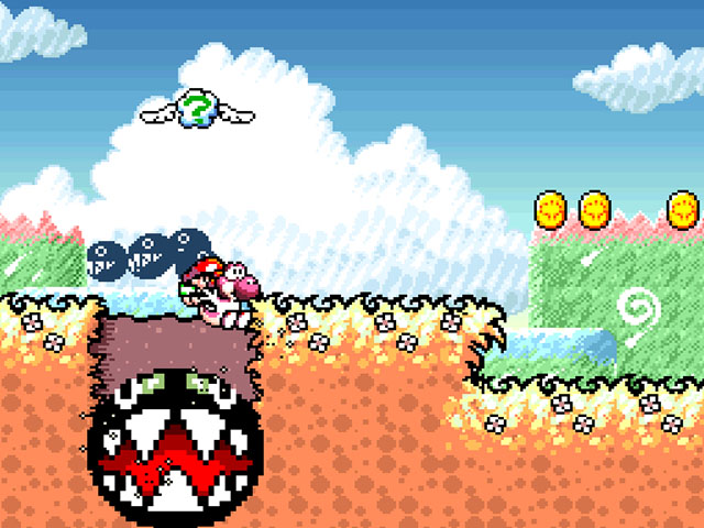 Yoshis New Island 3DS Game  lukiegamescom