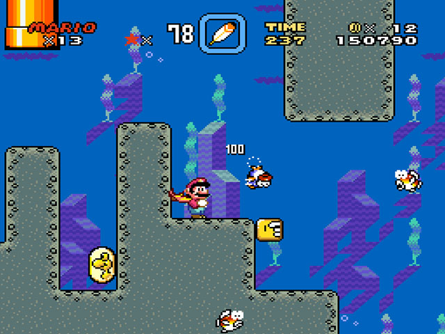 Super Mario World Europe Rom